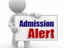 Admissions On
